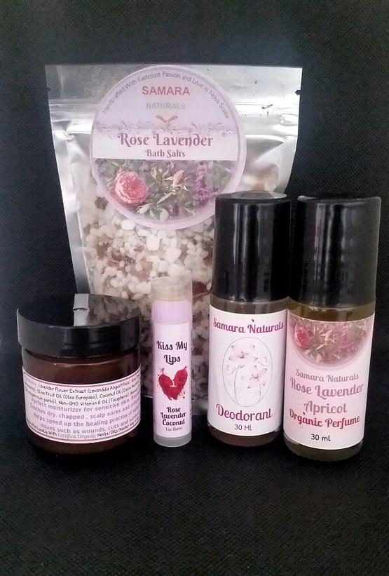 Lovers Garden Gift Set