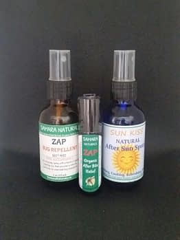 Bug Repellent Spray+After Bite+AfterSun Spray
