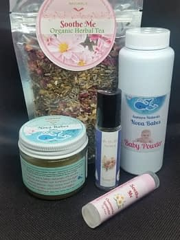 Mom and Baby Gift Package
