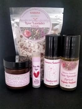 Lovers Garden Gift Set