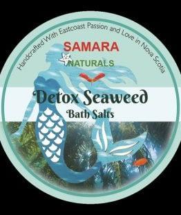 Nova Scotian Seaweed Detox Bath Salts