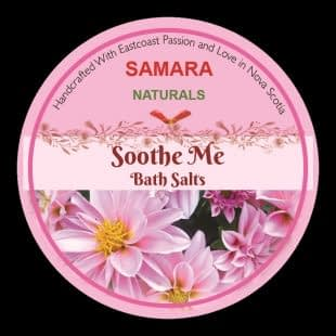 Soothe Me-Stress & Muscle Ache Reliever Bath Salts