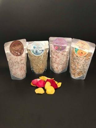 Bath Salts Gift Sets