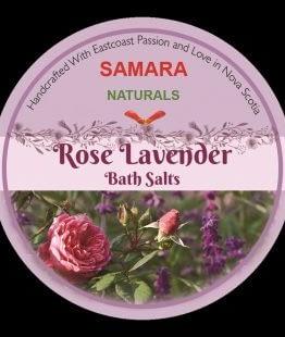 "Rose/Lavender Flower ""All Purpose"" Bath Salts"