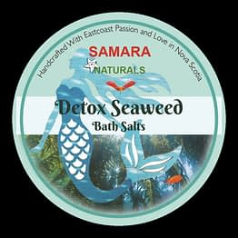 Nova Scotian Seaweed Detox Bath Salts