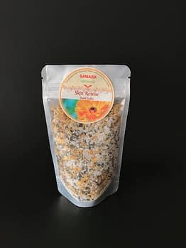 "Skin Rescue-""Eczema, Rash"" Reliever Bath Salts"